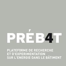 Logo Prebat cmjn Vecteur